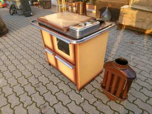 Cucina economica stufa a legna posot class - Cucina economica splendid ...