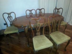 Sedie Stile Chippendale : Tavolo e sedie piedi chippendale posot class