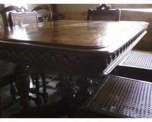 Tavolo francese più 6 sedie