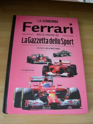 Libro Ferrari Gazzetta Sport
