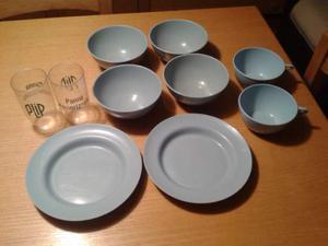 Tazze bicchieri piatti 36 pezzi prezzo basso posot class - Piatti plastica ikea ...