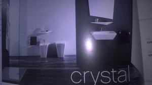 vaso e bidet cristall Olympia ceramica sanitari b