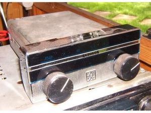 Autovox piper - autoradio d'epoca originale funzionante