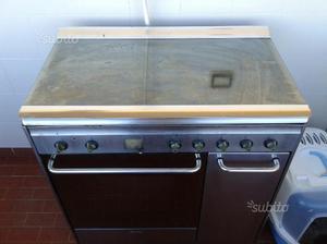 De longi cucina forno a gas gpl metano posot class - Cucina a gas economica ...