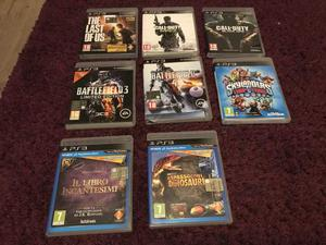 Giochi Playstaion 3 PS3 originali
