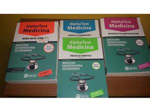 Kit completo AlphaTest medicina