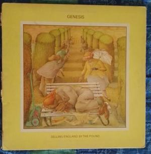 LP vinile Selling England by the pound Genesis