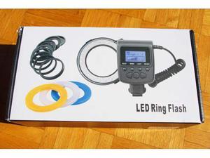 Lampada LED flash macro per Sony Alpha a900 a580