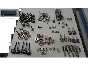 Potenziometri vari (88pz) +trimmer sintonia (26pz)