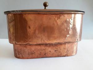 Vasca da bagno antica stile veneziano in rame posot class - Vasca da bagno antica ...