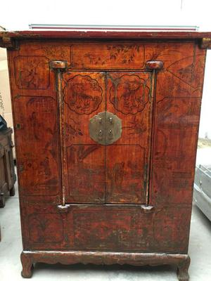 mobile cabinet china antico