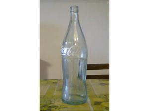 Bottiglia coca cola in vetro da 75