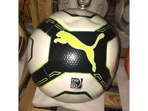 Pallone puma Bianco Nero e giallo