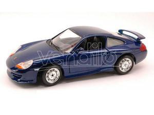 Bburago BU PORSCHE 911 GT 3 BLUE 1:24 Modellino