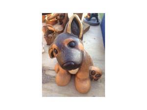 Cagnolino cucciolo Pastore tedesco Thun da collezione