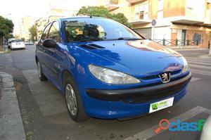 PEUGEOT 206 benzina in vendita a Latina (Latina)