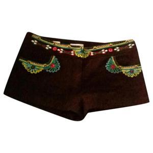 shorts perline tribali