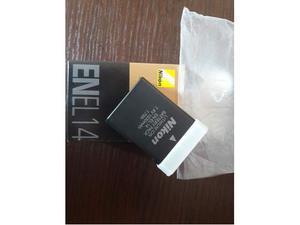 Batteria Nikon EN-EL14 Coolpix P P P P D