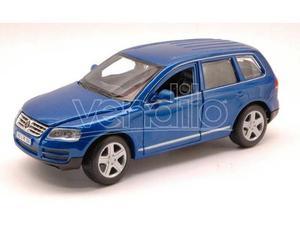 Bburago BUBL VW TOUAREG  BLUE 1:24 Modellino
