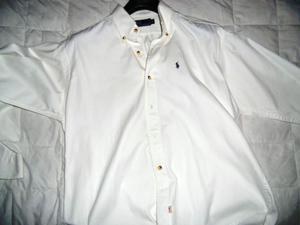 Camicia Ralph Lauren L bianca