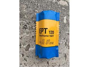 Kodak EPT 160 ISO 120 TUNGSTEN SCAD.  Diapositiva