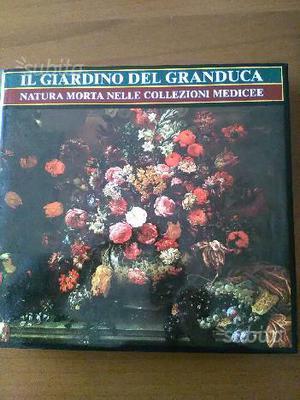 """Libro d'arte """"Il giardino del Granduca"""" ed SEAT"""
