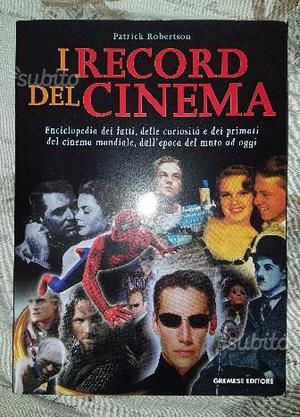Libro record del cinema guinness del cinema nuovo