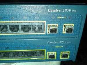 Lotto di 2 switch catalyst  series