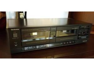 Stereo double cassette Recorder deck TECHNICS RS-T22