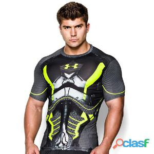 Under Armour - Maglia sportiva HeatGear Armour Future
