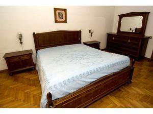 Camera Da Letto Matrimoniale In Noce.Letto Matrimoniale Noce Posot Class