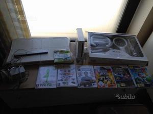 Nintendo Wii Giochi e Accessori (come NUOVA)