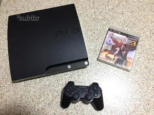 PS 3 slim - 120 gb