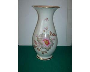 Vaso di porcellana anni '50