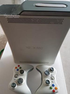 Xbox360 con accessori e giochi originali