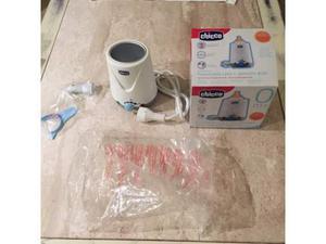 4 kit Prodotti Chicco sterilizzatore,pappa calda..