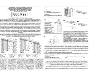 Vendesi 2 controtelai di porte scrigno posot class for Scrigno doortech