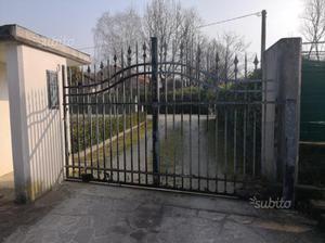 Cancello carraio scorrevole