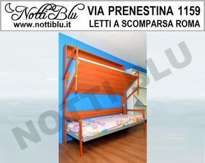 Letto a Scomparsa a Castello VE122 Via PRENESTINA