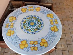 Tavolo in pietra da giardino posot class - Pietra lavica da tavolo ...