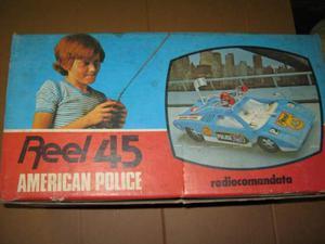 Reel 45 lamborghini countach police telecomandata