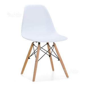 Lotto sedie dsw design by eames in promozione posot class for Sedie design eames