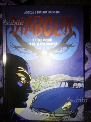 Diabolik: Gli anni del terrore edizione speciale