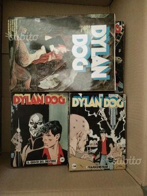 Dylan Dog dal n. 83 al 154 + altri