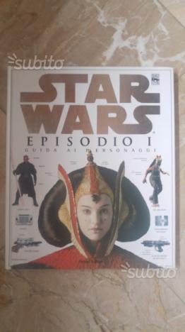 Guida ai personaggi - Star Wars episodio I