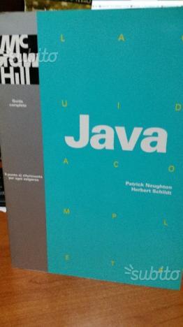Java La Guida Completa