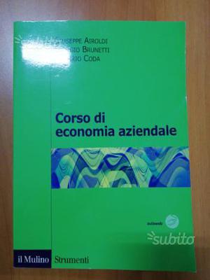 Libro corso di economia aziendale