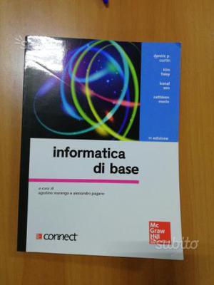 Libro informatica di base sesta edizione
