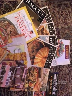 Collezione riviste varie di cucina posot class for Riviste cucina