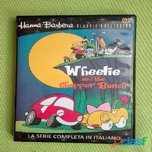 Wheelie and the Chopper Bunch serie animata rarissima in dvd